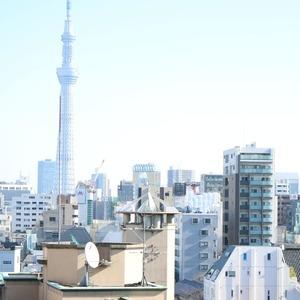 中銀東上野マンシオン(8階,)のお部屋からの眺望