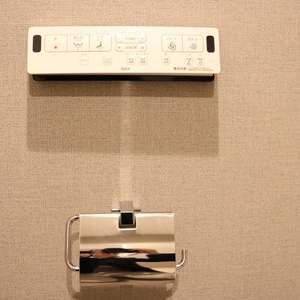 中銀東上野マンシオン(8階,)のトイレ
