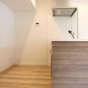 中銀東上野マンシオン(8階,)のキッチン