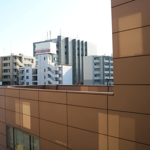 CQレジデンシャル上野(10階,3899万円)のお部屋からの眺望