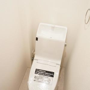 マンション雅叙苑3号棟(3階,)のトイレ