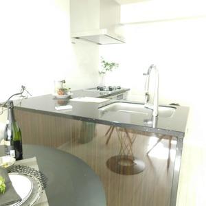 ルモン広尾(6階,5380万円)のキッチン