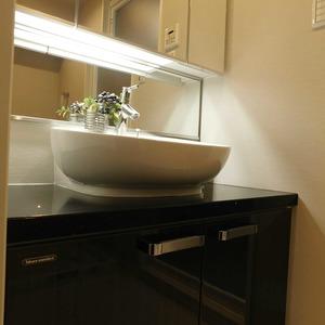 ルモン広尾(6階,5380万円)の化粧室・脱衣所・洗面室