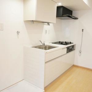 マンション雅叙苑3号棟(3階,)のキッチン