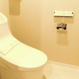 ルモン広尾(6階,5380万円)のトイレ