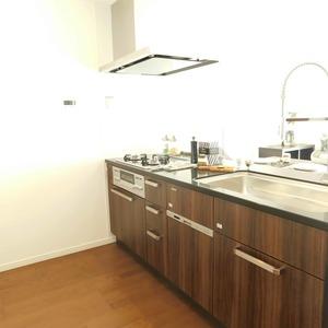 日神パレステージ西麻布(5階,5980万円)のキッチン