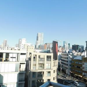 西麻布ハイツ(8階,4280万円)のお部屋からの眺望