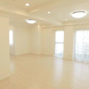西麻布ハイツ(8階,4280万円)の居間(リビング・ダイニング・キッチン)