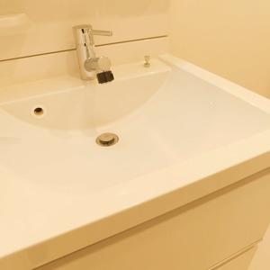 西麻布ハイツ(8階,4280万円)の化粧室・脱衣所・洗面室