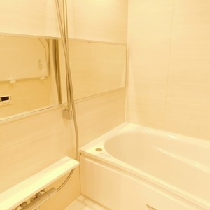 西麻布ハイツ(8階,4280万円)の浴室・お風呂