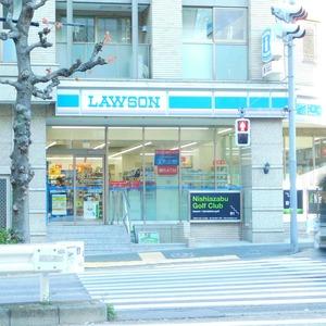 西麻布ハイツの周辺の食品スーパー、コンビニなどのお買い物