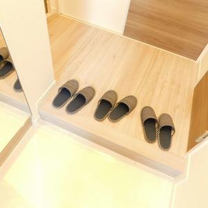 メイツ新宿なつめ坂(3階,4299万円)のお部屋の玄関