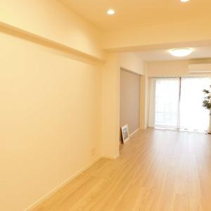 メイツ新宿なつめ坂(3階,)の居間(リビング・ダイニング・キッチン)