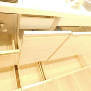 メイツ新宿なつめ坂(3階,4299万円)のキッチン