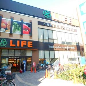 近鉄ハイツ新宿の周辺の食品スーパー、コンビニなどのお買い物