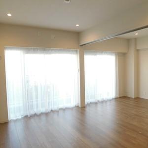 近鉄ハイツ新宿(2階,)の居間(リビング・ダイニング・キッチン)