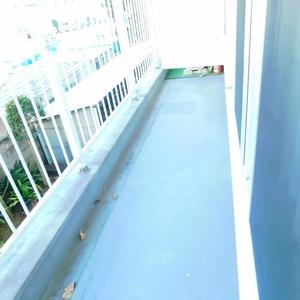 近鉄ハイツ新宿(2階,)のバルコニー