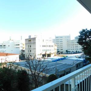 近鉄ハイツ新宿(2階,)のお部屋からの眺望