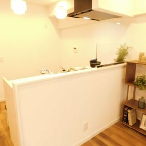 上落合ハイツ(7階,3780万円)のキッチン