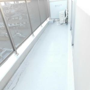 上落合ハイツ(7階,3780万円)のバルコニー