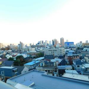 上落合ハイツ(7階,3780万円)のお部屋からの眺望