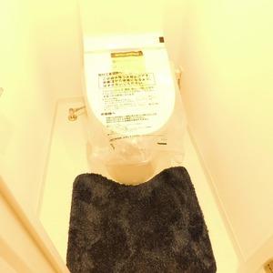 上落合ハイツ(7階,3780万円)のトイレ