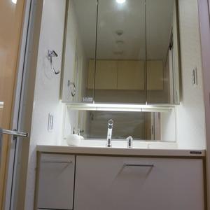 フィールA飯田橋(4階,4380万円)の化粧室・脱衣所・洗面室