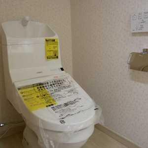 フィールA飯田橋(4階,4380万円)のトイレ