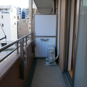フィールA飯田橋(4階,)のバルコニー