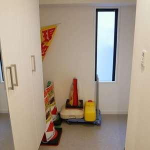 グランドメゾン飯田橋(4階,4499万円)のお部屋の玄関