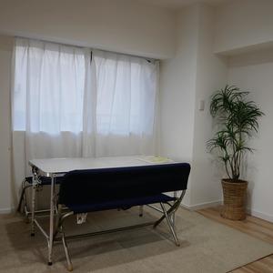 グランドメゾン飯田橋(4階,4499万円)の居間(リビング・ダイニング・キッチン)