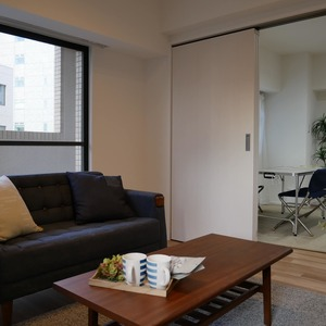 グランドメゾン飯田橋(4階,4499万円)の洋室