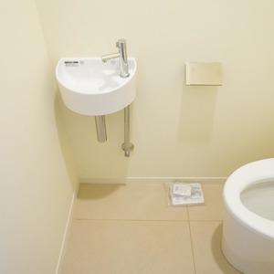 マンション雅叙苑5号棟(8階,5580万円)のトイレ