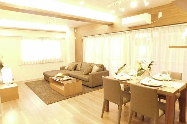 マンション高輪苑(3階,5680万円)