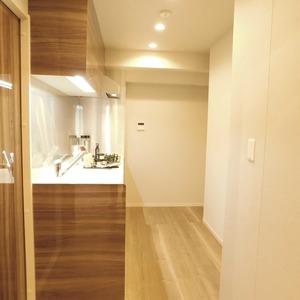 マンション高輪苑(3階,5480万円)のキッチン