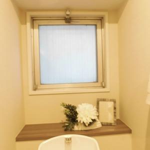 マンション高輪苑(3階,5480万円)のトイレ