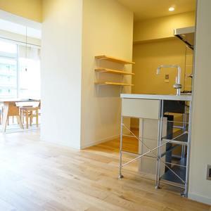 マンション雅叙苑5号棟(8階,5580万円)のキッチン