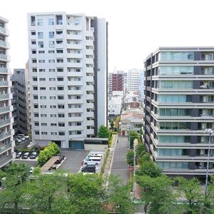 マンション雅叙苑5号棟(8階,5580万円)のお部屋からの眺望