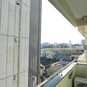 ダイアパレス白山第2(7階,)のお部屋からの眺望