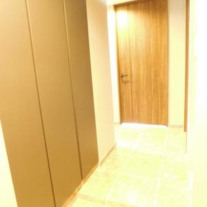 シティタワー九段下(18階,1億680万円)のお部屋の廊下