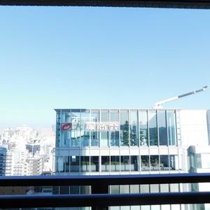 シティタワー九段下(18階,1億680万円)のお部屋からの眺望