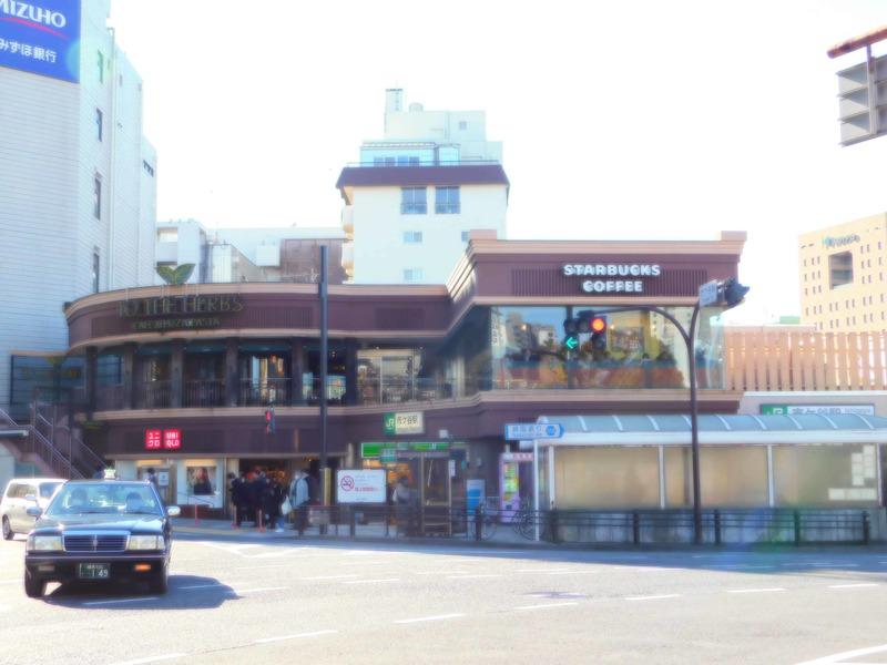 パレステュディオ九段北の丸の最寄りの駅周辺・街の様子1枚目
