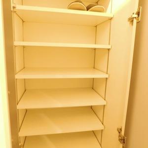 カーネ西早稲田(4階,4290万円)のお部屋の玄関