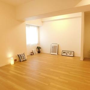 カーネ西早稲田(4階,4290万円)の居間(リビング・ダイニング・キッチン)