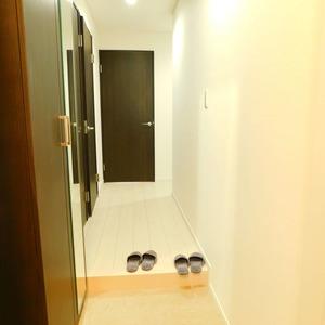 レインボー目白(4階,)のお部屋の玄関