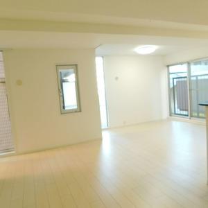 レインボー目白(4階,)の居間(リビング・ダイニング・キッチン)