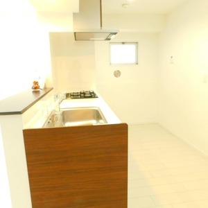 レインボー目白(4階,)のキッチン