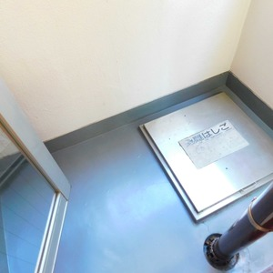 レインボー目白(4階,)のバルコニー