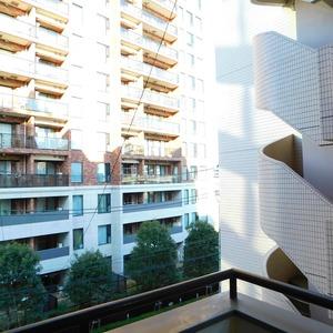 レインボー目白(4階,)のお部屋からの眺望