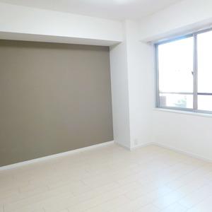 レインボー目白(4階,)の洋室